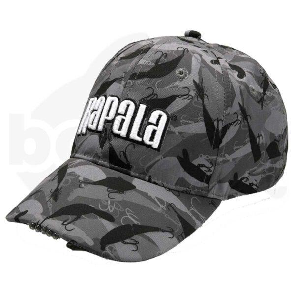 Καπέλο Camo 5 LED CAP Rapala