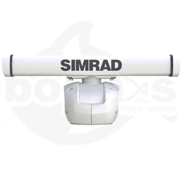 Ραντάρ Συμπίεσης Παλμών HALO-4 SIMRAD