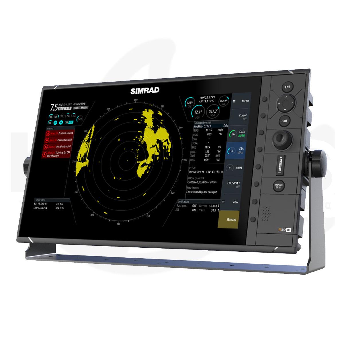 Μονάδα Ελέγχου Ραντάρ R3016 SIMRAD
