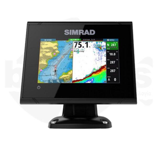 Βυθόμετρο GO5 XSE SIMRAD