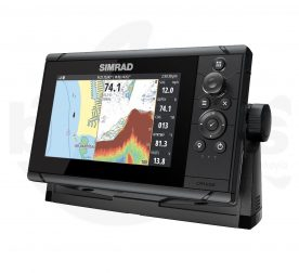 Βυθόμετρο-Χαρτογράφος SIMRAD Cruise 7 με αισθητήρα 83/200 XDCR