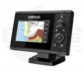 Βυθόμετρο-Χαρτογράφος SIMRAD Cruise 5 με αισθητήρα 83/200 XDCR