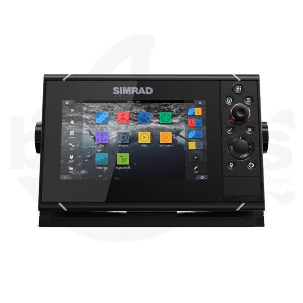 Βυθόμετρο-Χαρτογράφος NSS7 Evo3 SIMRAD