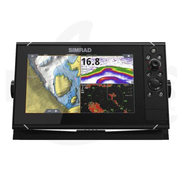 Βυθόμετρο-Χαρτογράφος NSS9 Evo2 SIMRAD