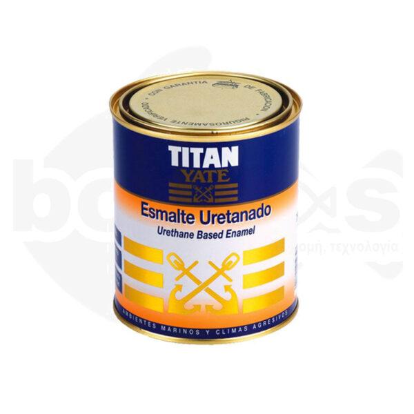 Χρώμα Θαλάσσης Πολυουρεθάνης TITAN Esmalte Uretanado