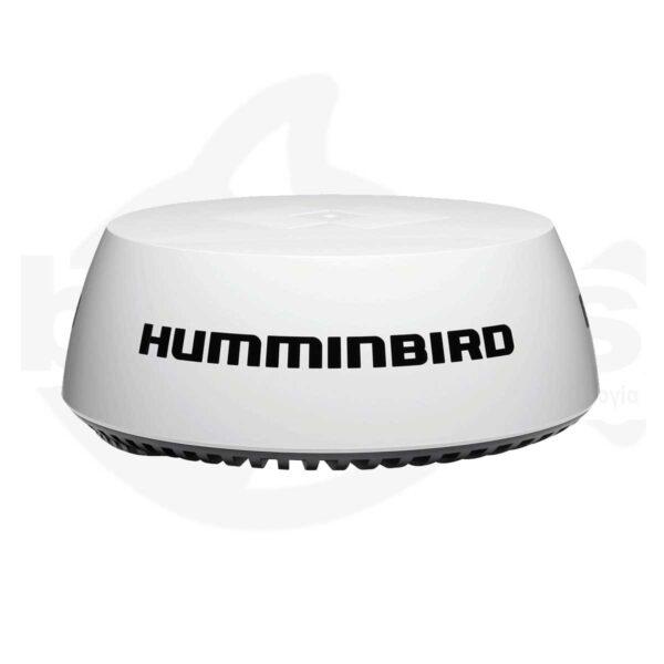 Ραντάρ HB2124 CHIRP Radar HUMMINBIRD
