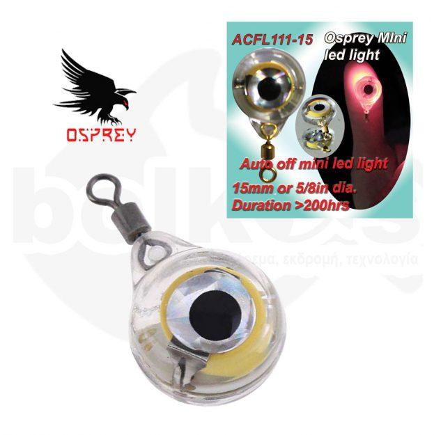 Βυθιζόμενη Σπίθα LED ACFL111-15 OSPREY