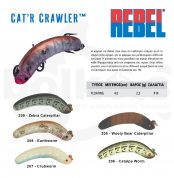 Κάμπια Cat'r Crawler REBEL