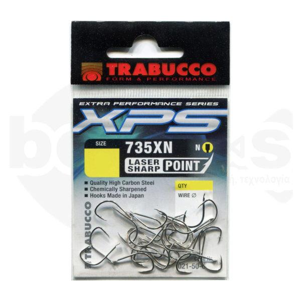 Αγκίστρια XPS 735XN TRABUCCO