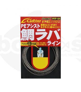 Νήμα PE ASSIST LINE PFP-04 Cultiva