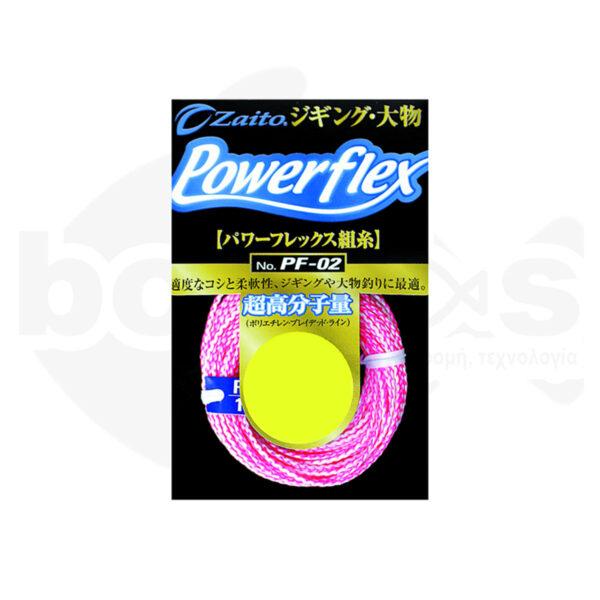 Νήμα Powerflex PF-02 Zaito