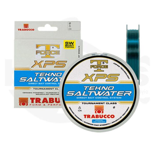 Πετονιά T-FORCE XPS Tekno Saltwater TRABUCCO