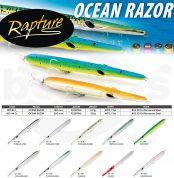 Τεχνητά Ψαράκια Ocean Razor Rapture