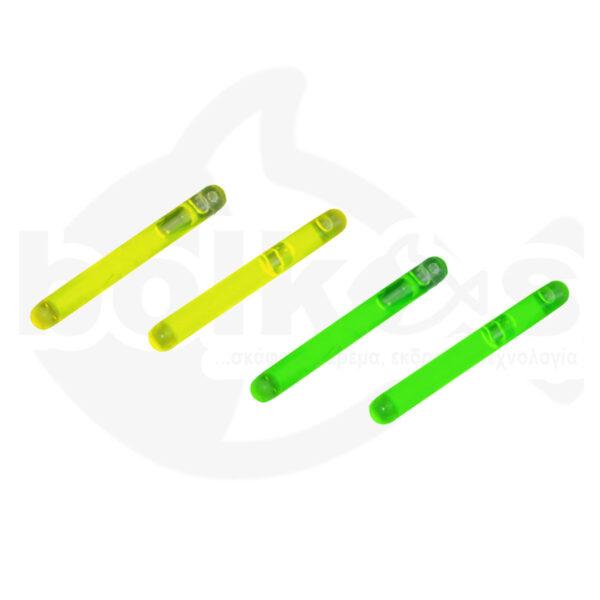 Φως Χημικό - Σιαλούμ Mini Glow Stick Fishing Float