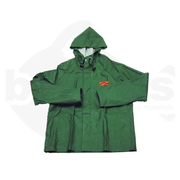 Νιτσεράδα Σακάκι Πράσινο Σκούρο Viking