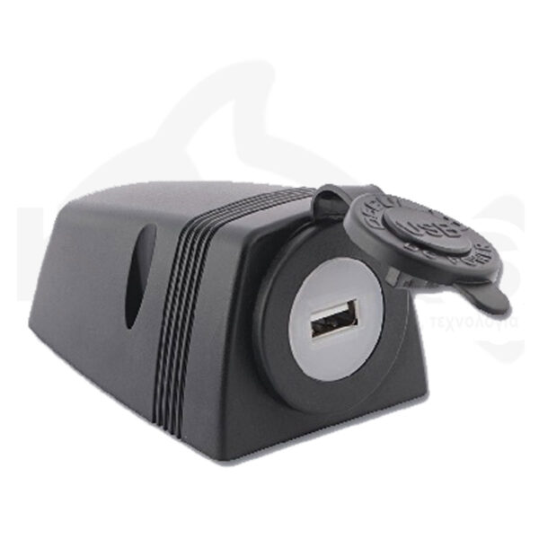 Πρίζα USB Στεγανή Osculati