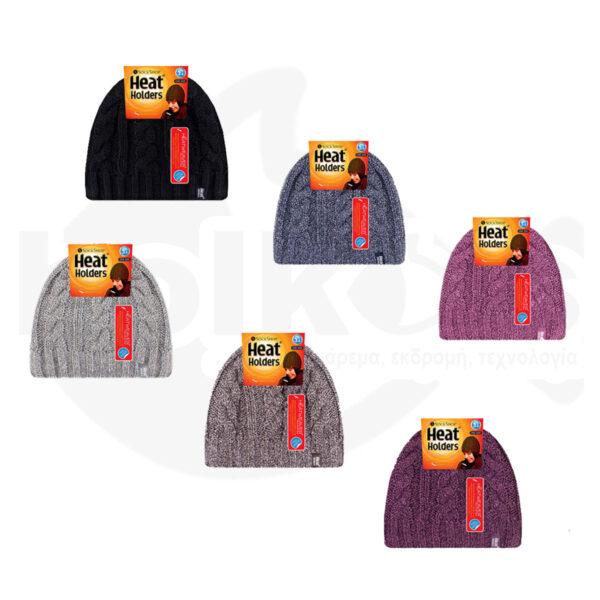 Σκούφος Γυναικείος Heat Weaver Heat Holders