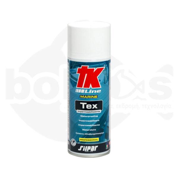 Αδιαβροχοποίηση Τεντών TEX Silpar tk