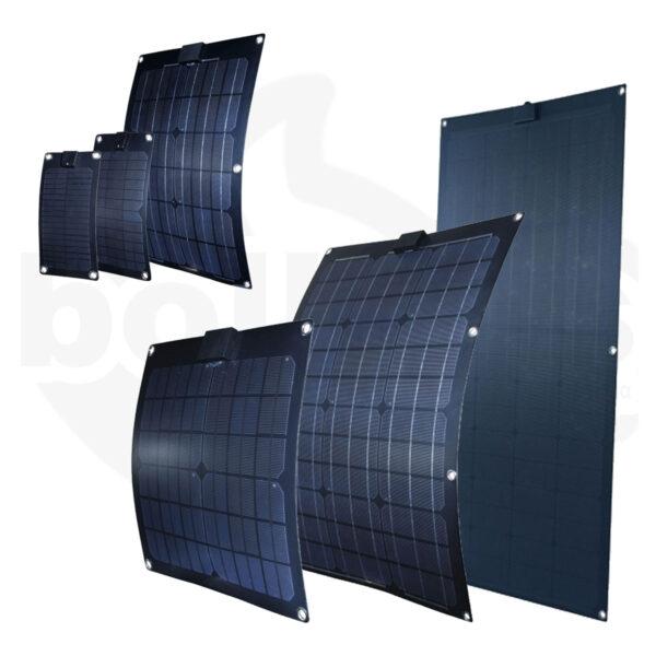 Ηλιακοί Συλλέκτες SemiFlex Nature Power