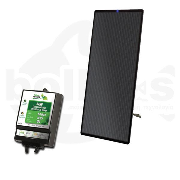 Ηλιακός Φορτιστής Μπαταρίας 22W Nature Power