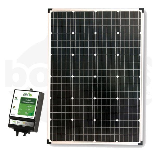 Ηλιακός Συλλέκτης 100W Nature Power