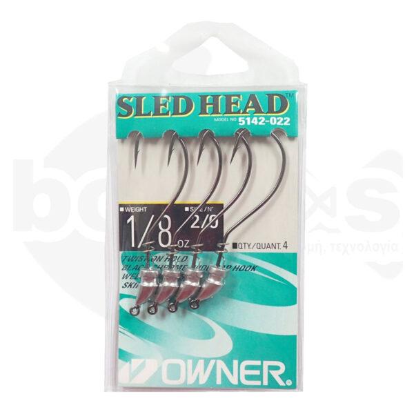 Μολυβοκεφαλές SLED HEAD 5142 OWNER