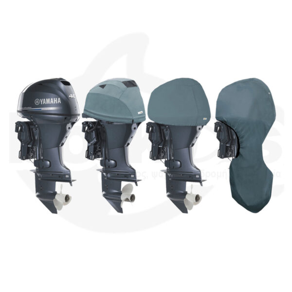Καλύμματα Εξωλέμβιας 30-40Hp Yamaha OCEANSOUTH