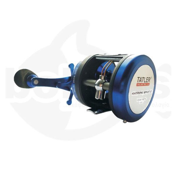 Μηχανισμός Ψαρέματος Hunterking Baitcast 60 Tatler